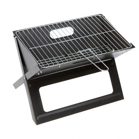 Barbecue – Envelop – Opvouwbaar – Houtskool – Zwart – Terra